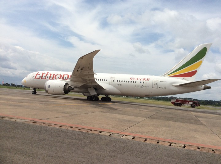 International Flight Returns To Enugu Airport After Two Years