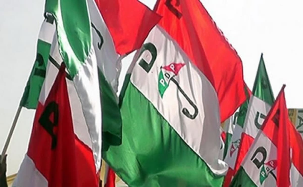 2023: PDP NEC approves zoning of national chairman to North