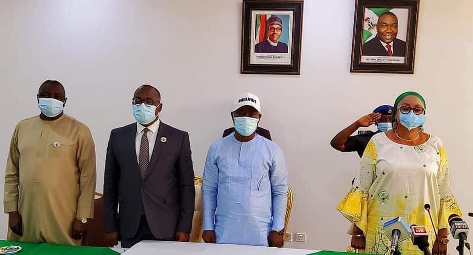 Gov. Ugwuanyi Calls fora Designation Of Enugu As Oil-bearing State