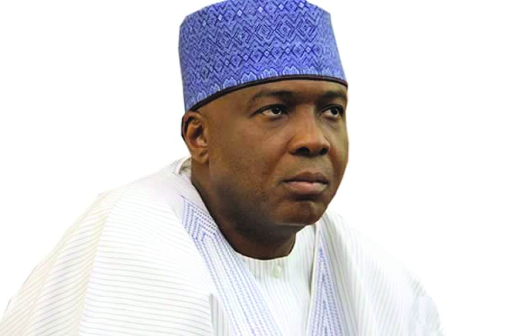 2023: The time to contest has not come, you won't win - Saraki tells youths