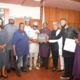 Voice For Change: Zack Orji, Mr. Ibu, Chiege Alisigwe Visit Femi Adesina