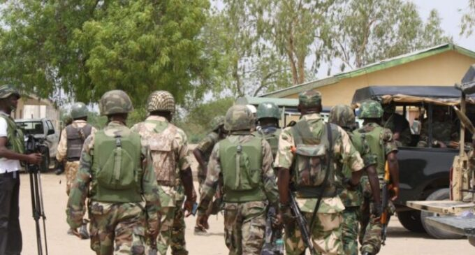 Trending Today In PUNCH Headlines, Shameless Nigerian Soldiers, And More