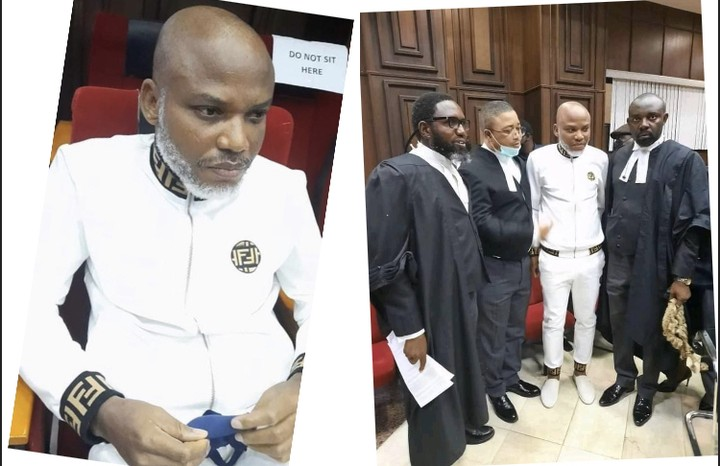 Kanu's Counsel Says Kanu's Detention Violates International Law, To Petition UN
