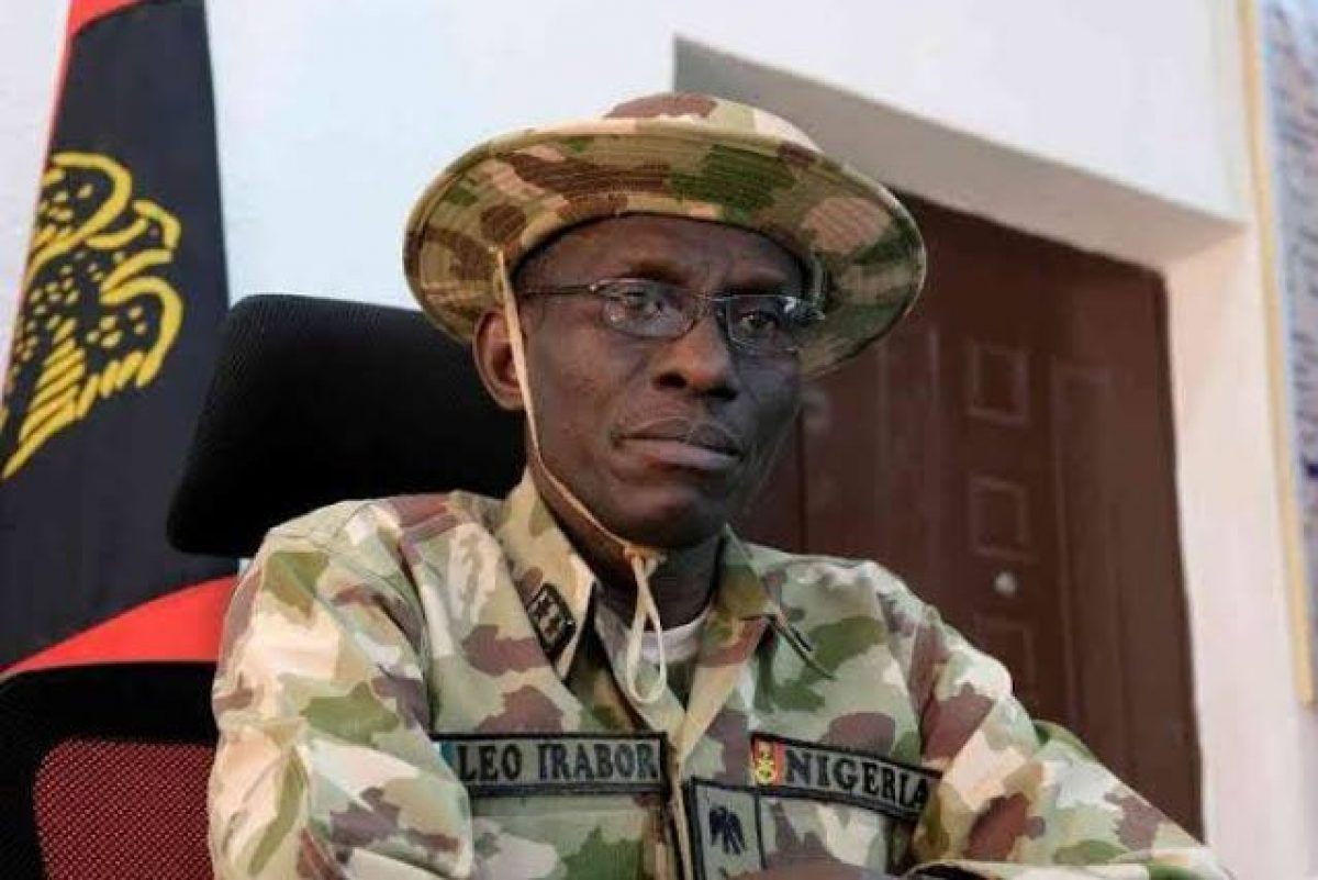 Army dismisses claims of terrorists camping around Abuja, Niger