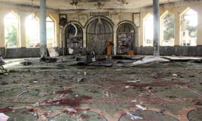 Many Worshippers Killed As Suicide Bomber Attacks Afghan Mosque