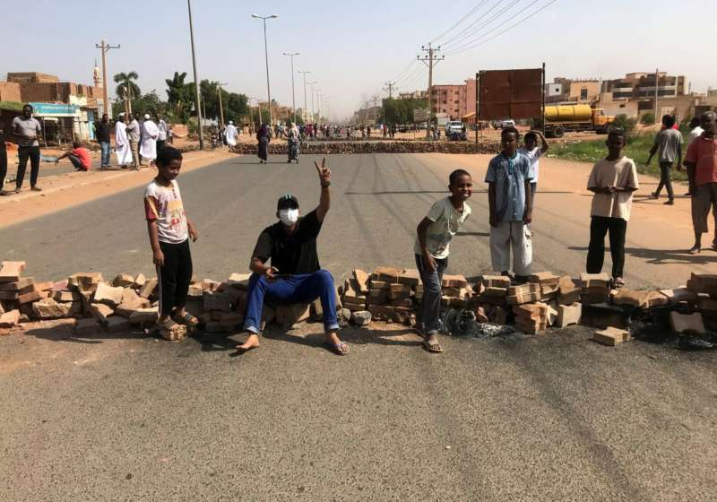 Capital Of Sudan Locked Down Over Coup, Deadly Unrest