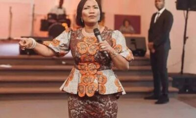 """""""If you are the richest person among your friends, that relationship has expired. Move on"""" — Pastor Funke Felix-Adejumo."""