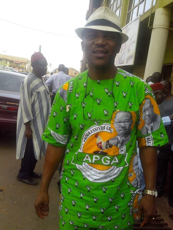 Anambra Deputy Governor, Nkem Okeke Decamps To APC