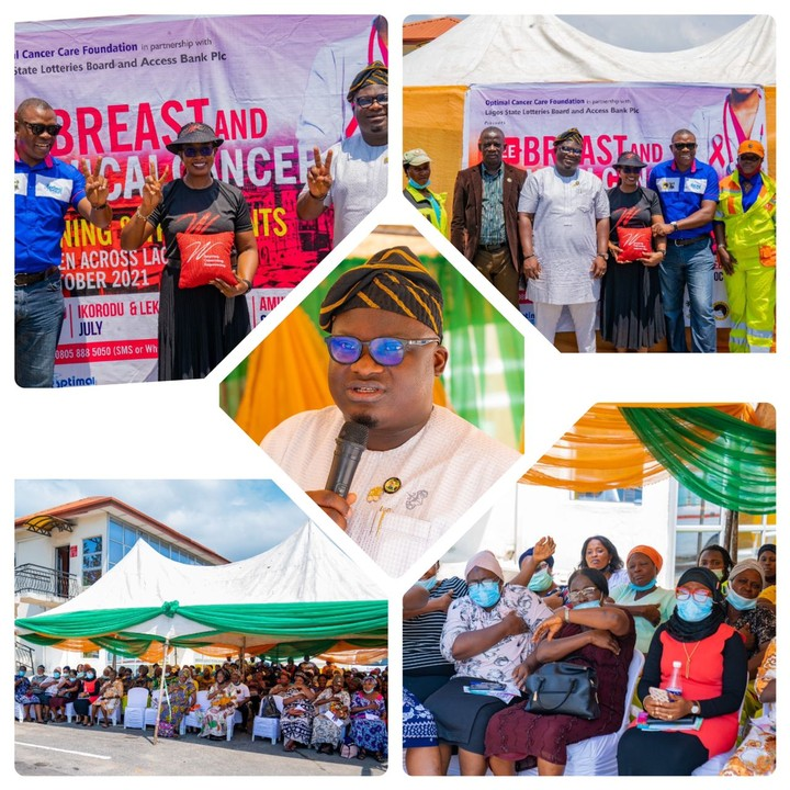 LAWMA Sweepers Get Free Breast, Cervical Cancer Screening, Treatment