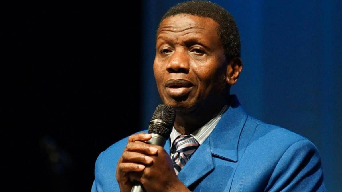 Why I will receive COVID-19 vaccine – Adeboye