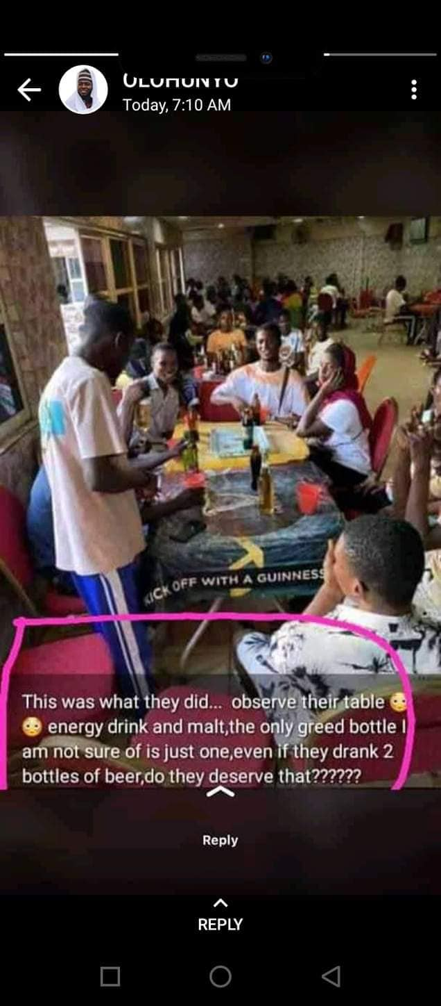 Kwara Arabic school brutalizes students for attending party
