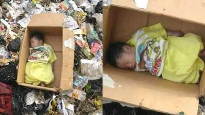 Two newborn babies dumped by unknown mothers in Ebonyi