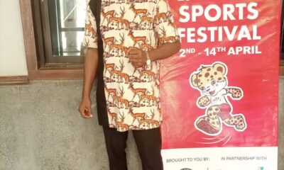 Display the APC Preached change on youth and sports development - Ex International Boxer Urges FG