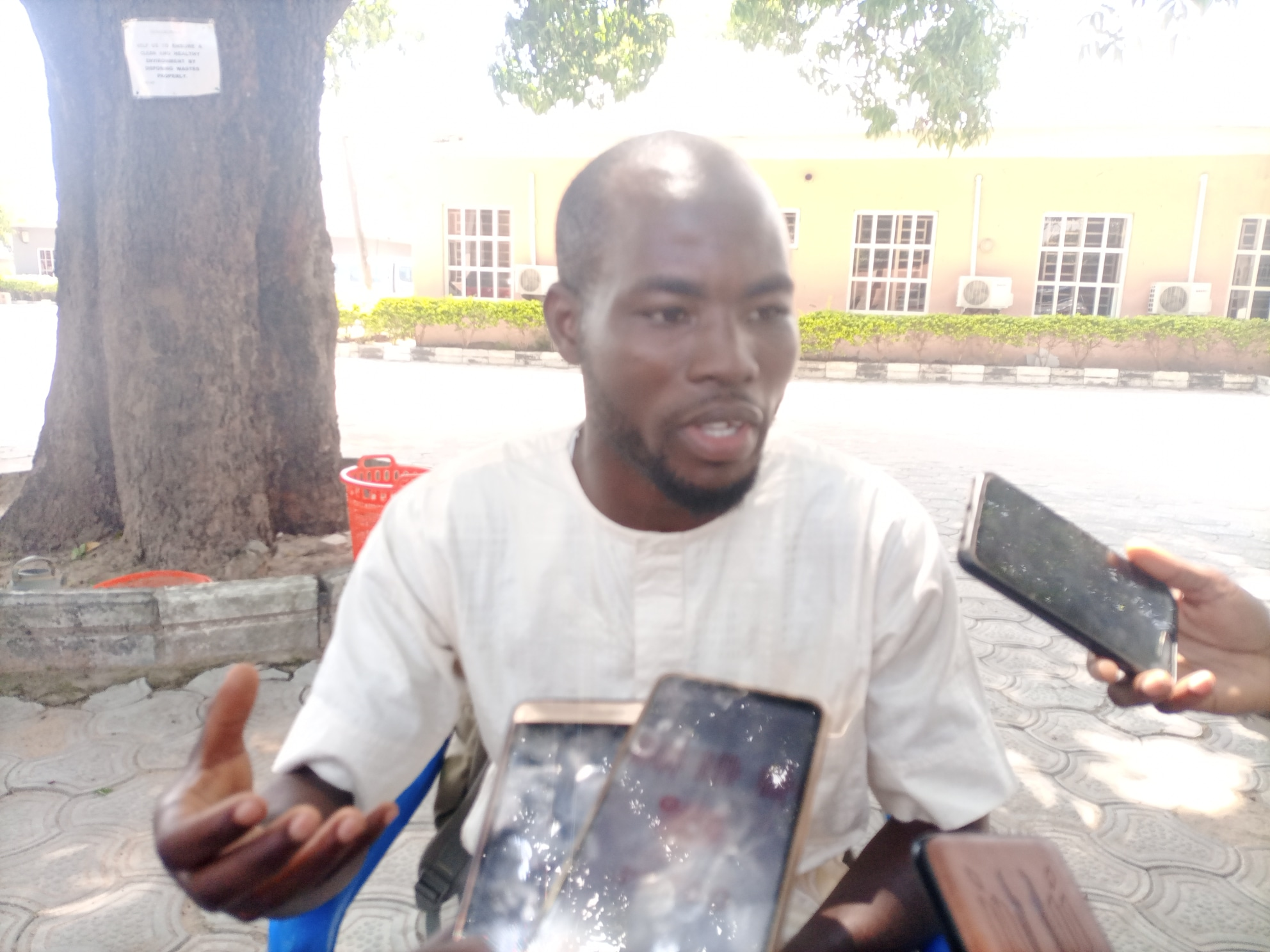 JTF Personnel Brutalises Civilian in Bauchi - Victim Narrates Ordeal, Appeal for Justice