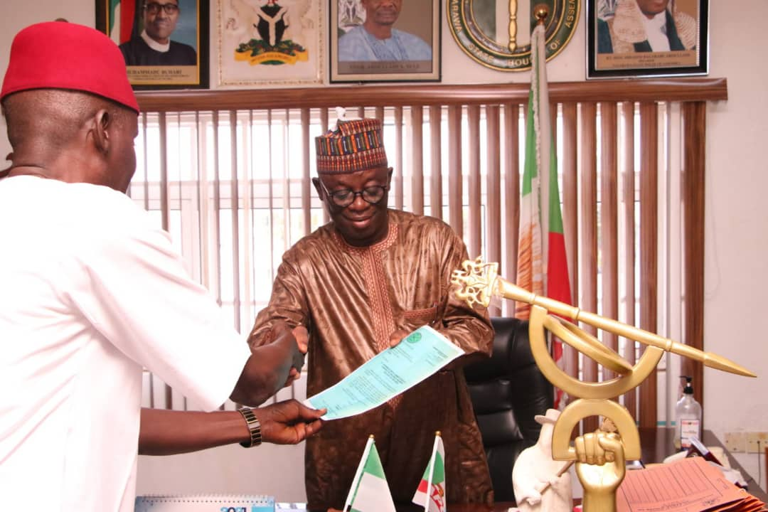 Nasarawa Speaker Appointed Africa Executive Member of Commonwealth Parliament.