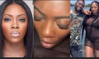 Nigerians React As Tiwa Savage C£x Video Leaks